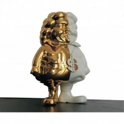 Mc Supersized Gold by Ron English & K.olin Tribu